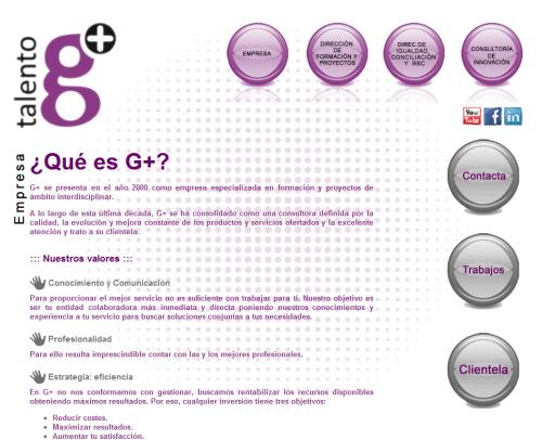 Web G+